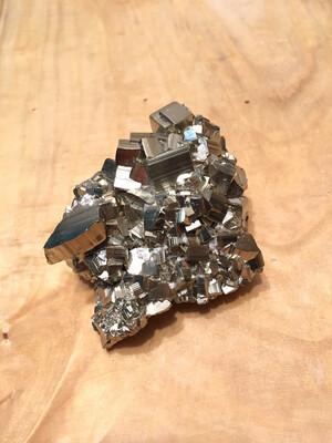 Amas en pyrite