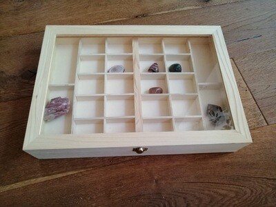 Boîte à pierres
