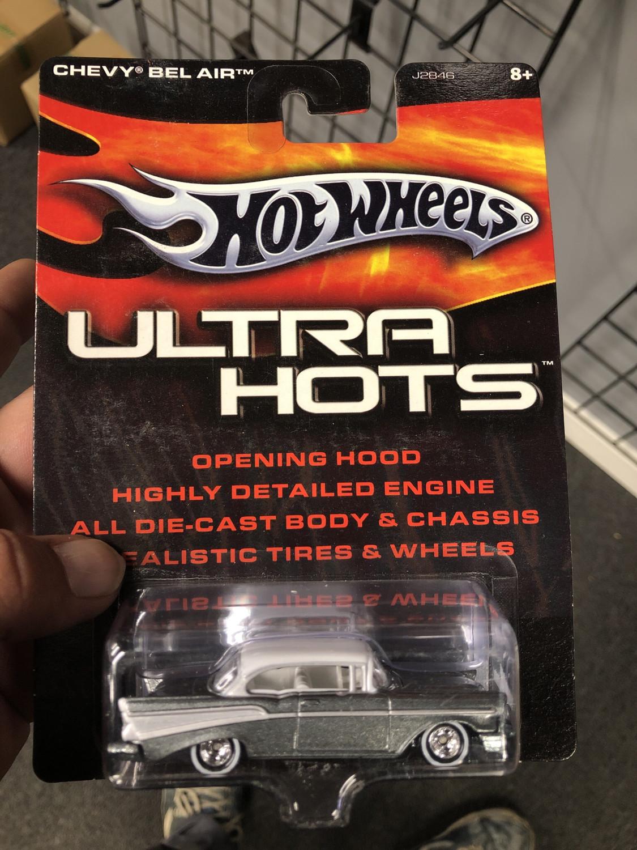 Hot wheels-ultra hits-Chevy bel air