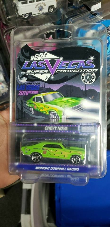 2019 VegasToyCon Downhill Racing Nova