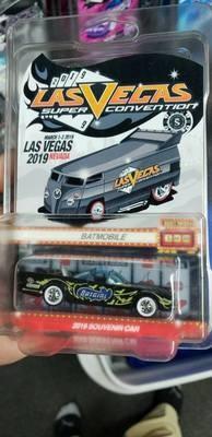 2019 VegasToyCon Souvenir Batmobile
