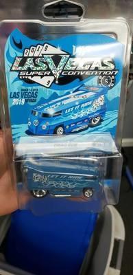 2019 VegasToyCon VIP ONLY Drag Bus