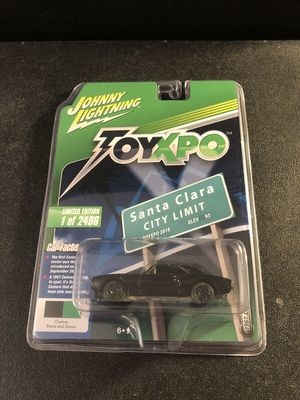 Imperfect Box Sale ToyXpo Case of 12 67 Camaro