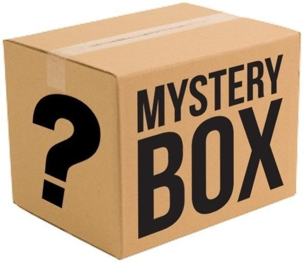Mystery Chase Box 1 of 100