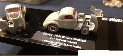 '41 Willys Membership January 2020 - December 2020