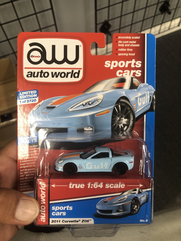 Auto World-2011 Corvette Z06