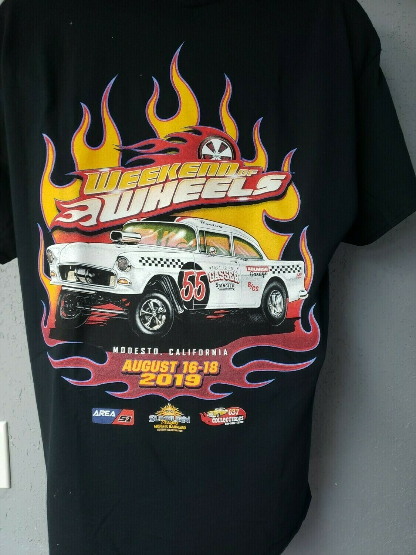 Weekend Of Wheels Convention Shirt - XXLarge