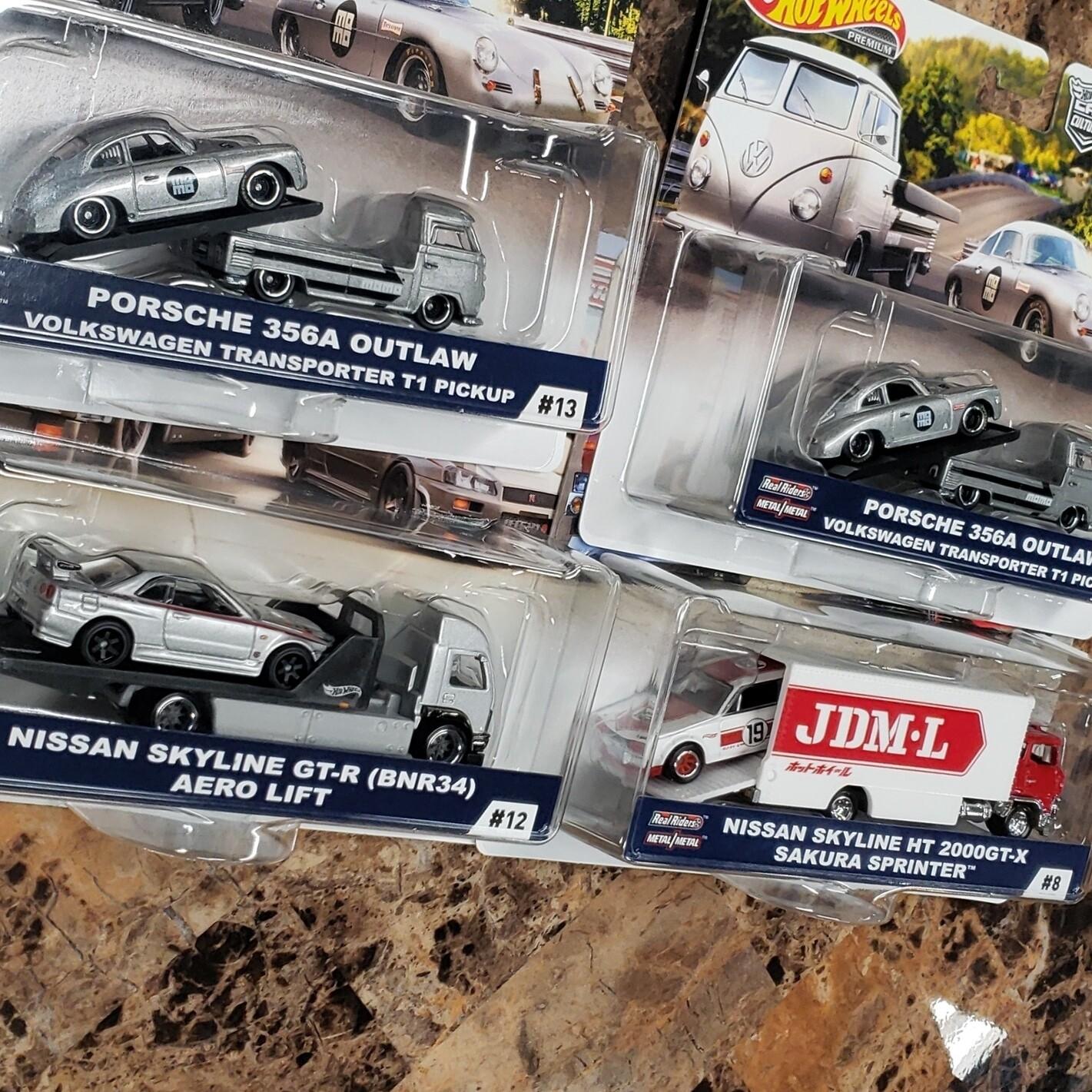 New Hotwheels Transport Sealed Case