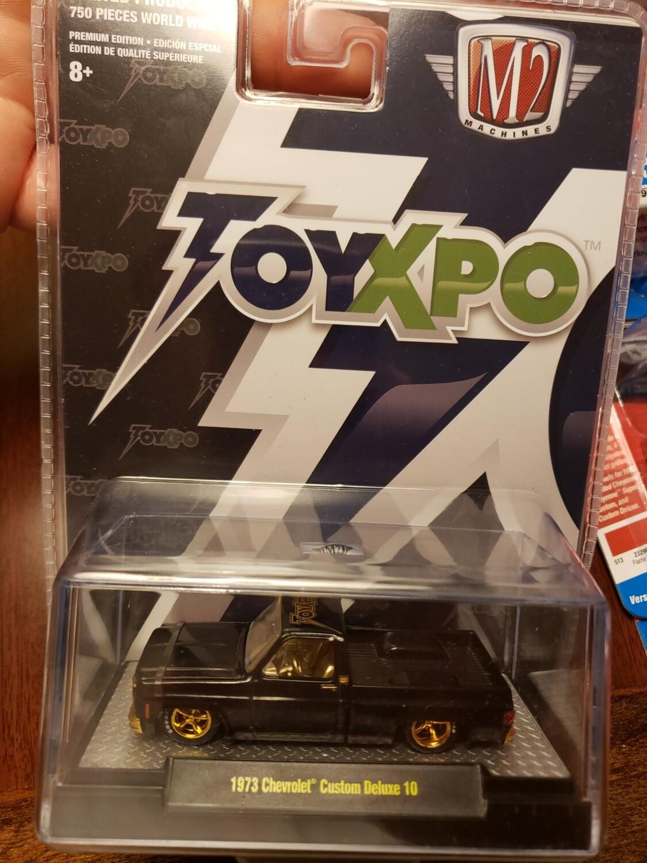 M2 '73 Silverado 1 0f 750 ToyXpo Exclusive In Stock