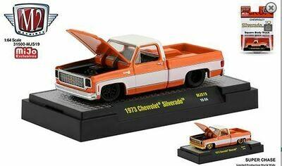 M2 Silverado Exclusive Orange Silverado