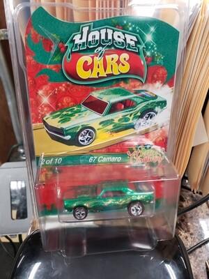 Christmas '67 Camaro