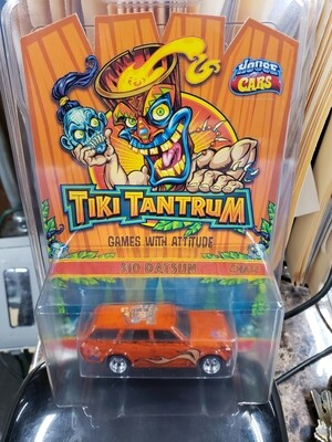 Tiki Tantrum Exclusive 510 Datsun Wagon