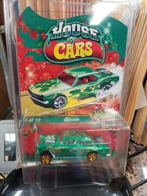 House of Cars Club Christmas '55 Gasser