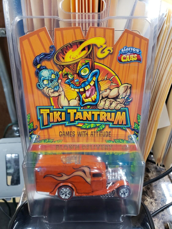 Tiki Tantrum Exclusive Blown Delivery