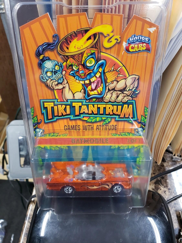 Tiki Tantrum Exclusive 1966 Batmobile