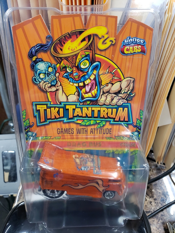 Tiki Tantrum Exclusive VW Drag Bus
