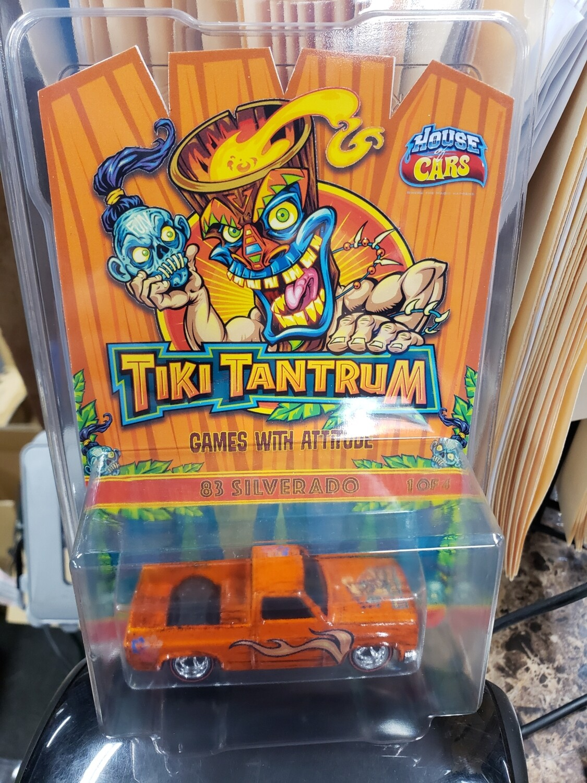 Tiki Tantrum Exclusive '83 Silverado