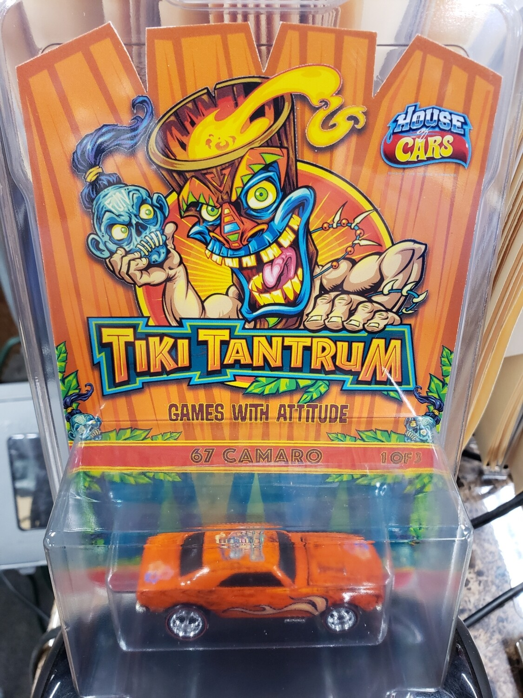 Tiki Tantrum Exclusive 1967 Camaro