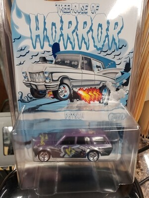 Halloween Tree house of Horror Exclusive 510 Datsun Wagon