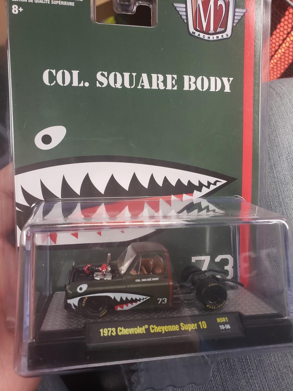 M2 '73 Silverado Colonel Squarebody