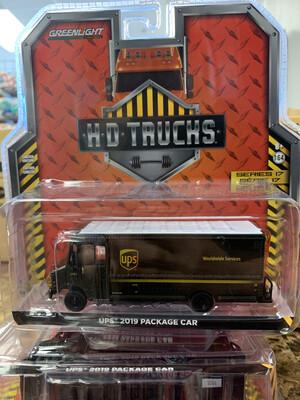 HD Trucks Ups