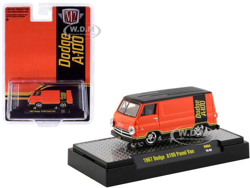 1967 Dodge A100 Panel Van Hobby Exclusive