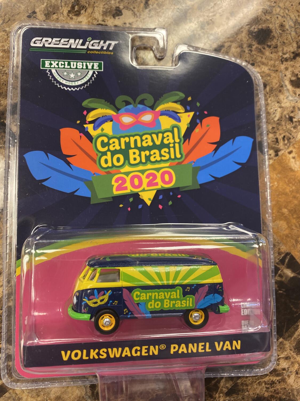 Greenlight-Carnaval Do Brazil Volkswagen Panel Van