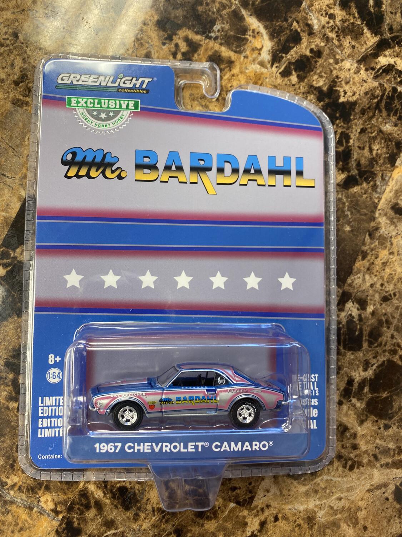 Greenlight-1967 Chevrolet Camaro Mr. Bardahl
