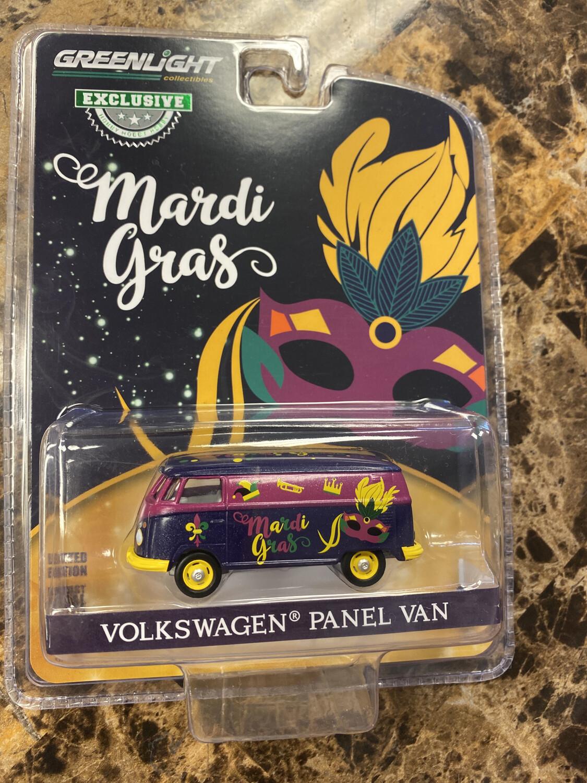 Greenlight-Mardi Gras Volkswagen Panel Van