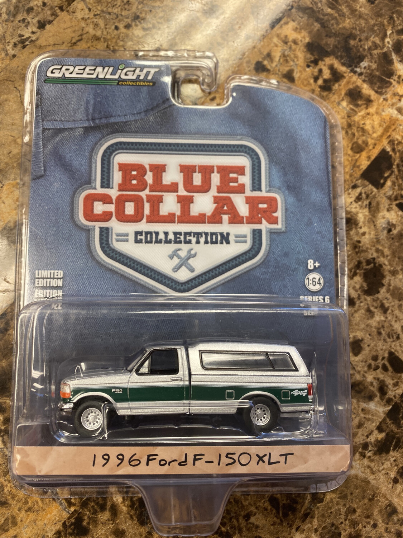 Greenlight-Blue Collar 1996 Ford F-150XLT