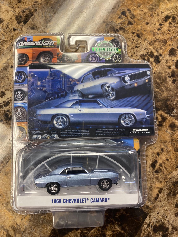 Greenlight-1969 Chevrolet Camaro