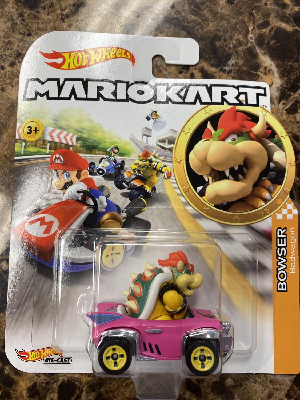 Hot Wheels-Mario Kart Bowser