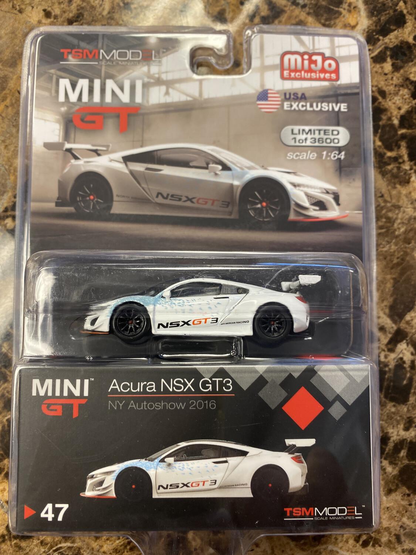 Mini GT-Acura NSX GT3