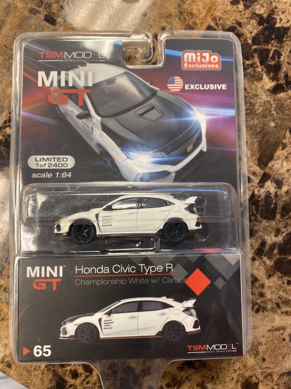 Mini GT-Honda Civic Type R