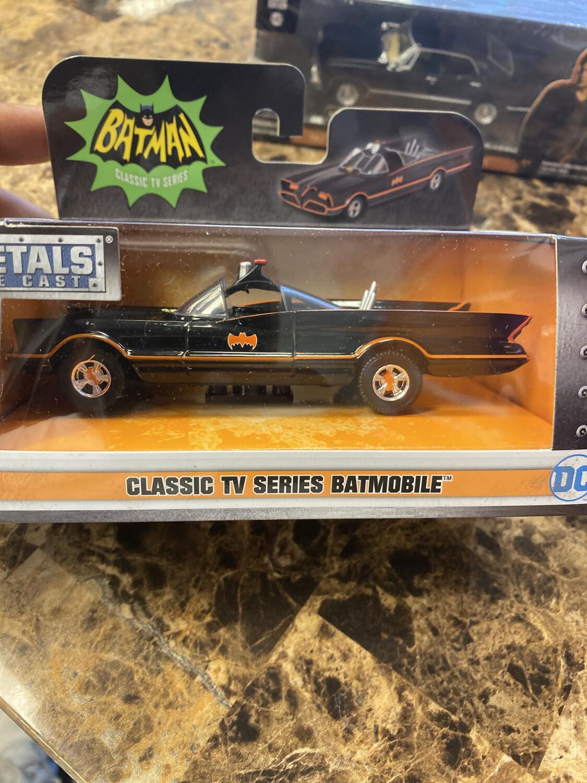 Jada-1/32 Scale Classic Tv Series Batmobile