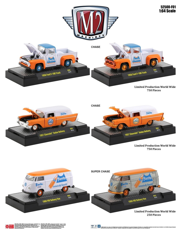 Fanta Orange M2 Set