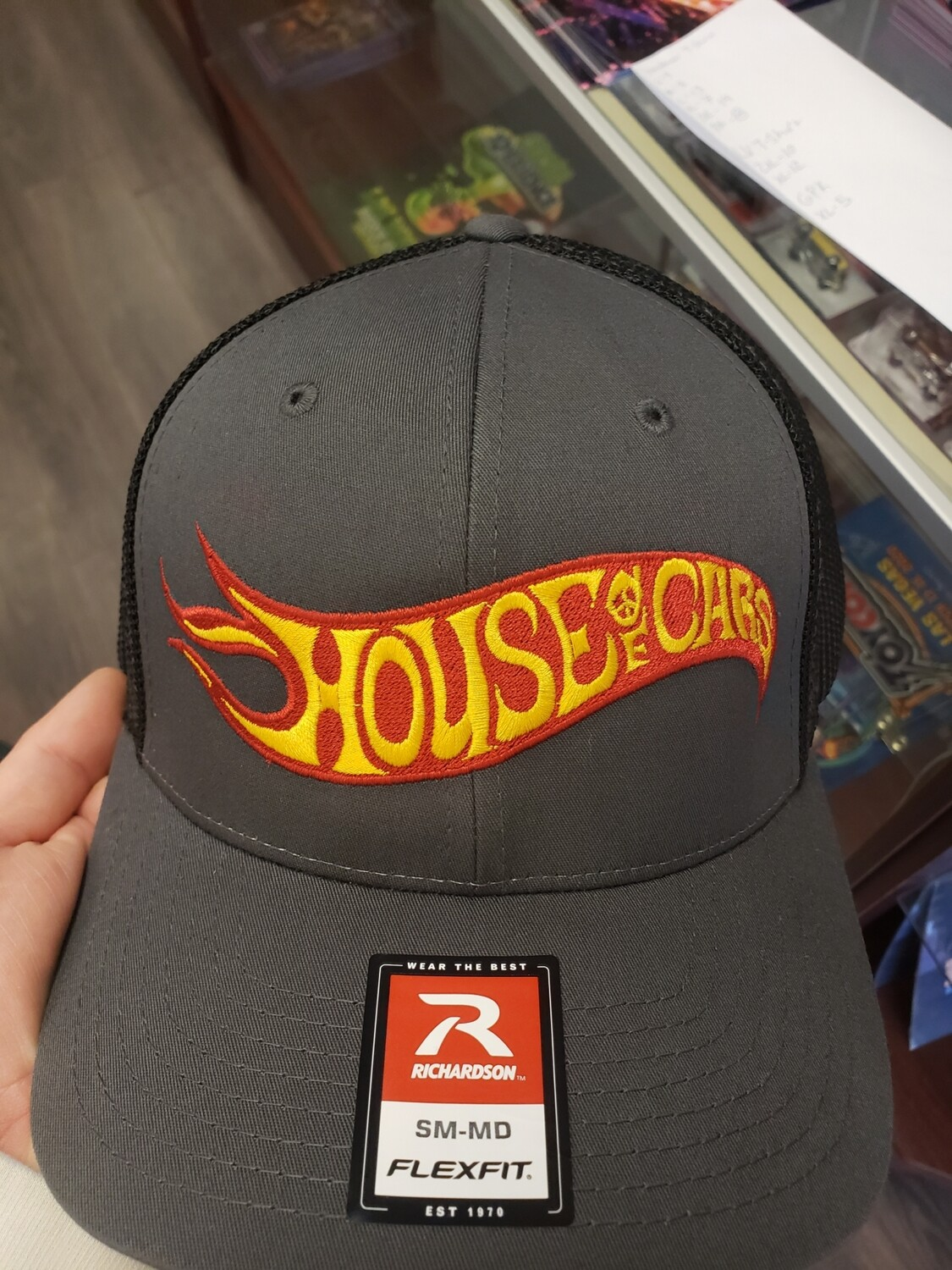 House of Cars Flexfit Hat Size S/M