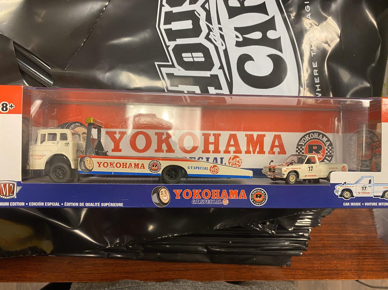 M2- Yokohama 57 Mack Model N & 74 Datsun Truck