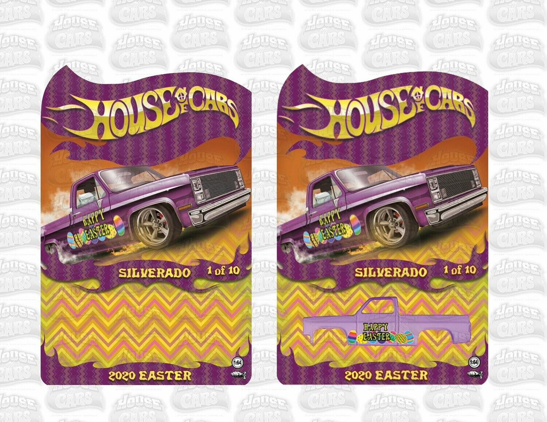 2020 April Easter Series '83 Silverado 1 of 10 Produced