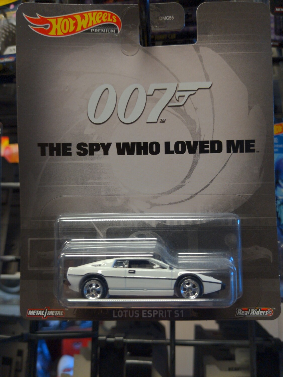 Hot Wheels - 007: The Spy Who Loved Me - Lotus Esprit S1