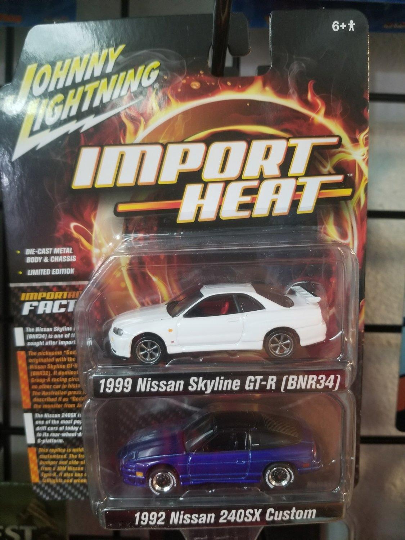 Import Heat JL 2 pack