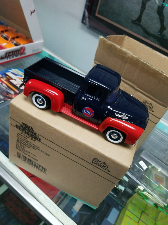 Gulf Motormax 1/24 Ford