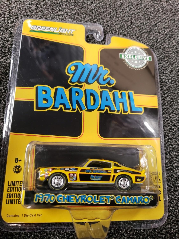 Greenlight  Mr.Bardahl-1970 Chevrolet Camaro