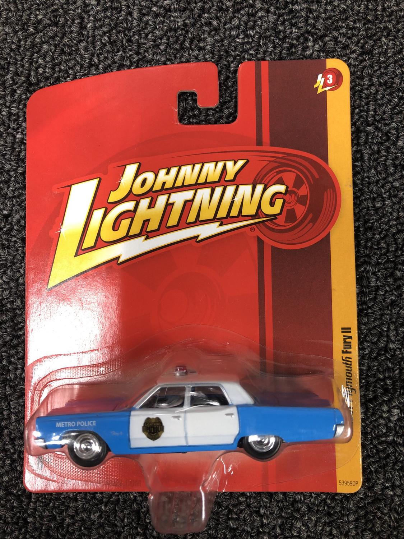 Johnny lightning-1967 Plymouth Fury 2