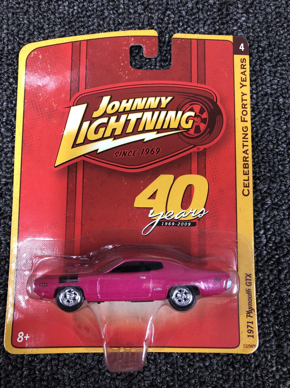 Johnny Lightning-1971 Plymouth GTX