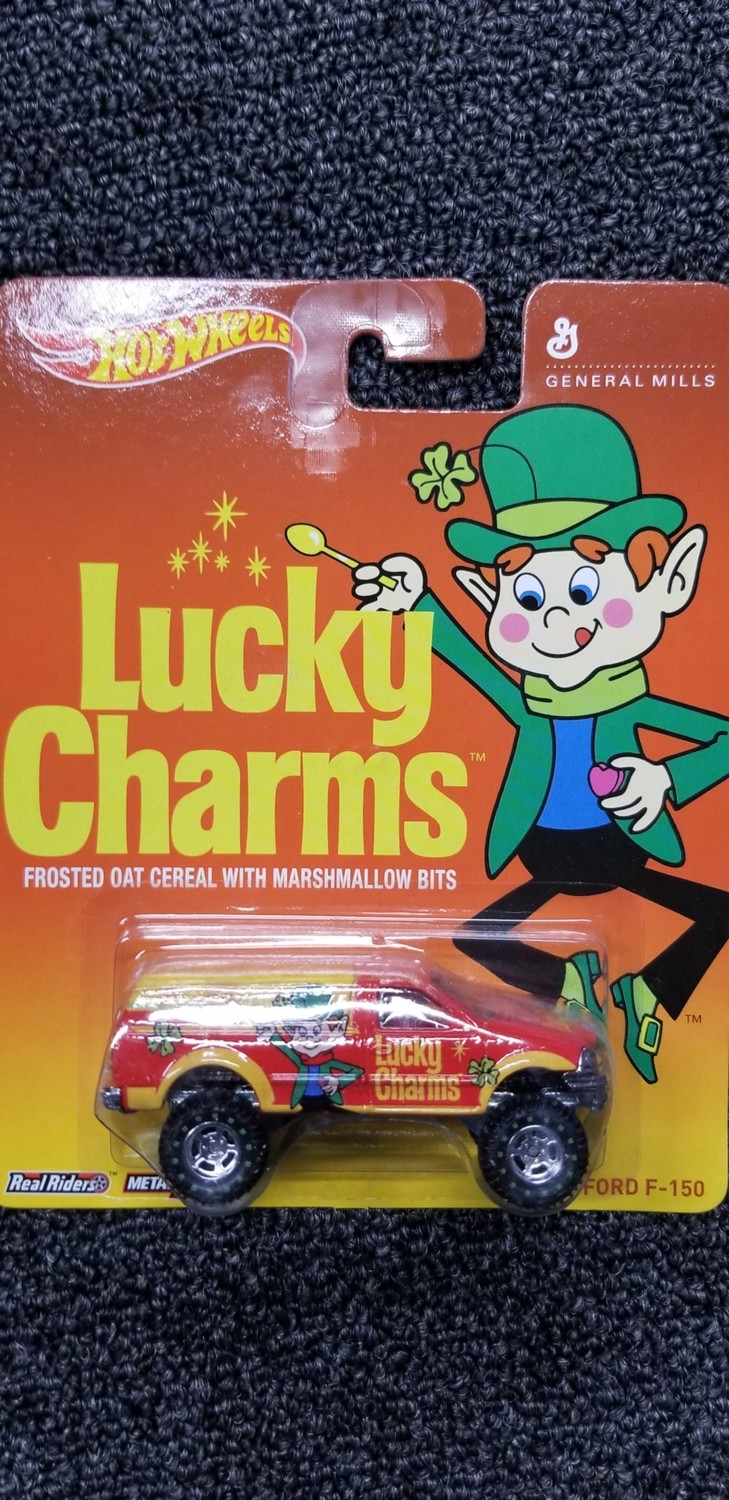 Hot Wheels - Lucky Charms