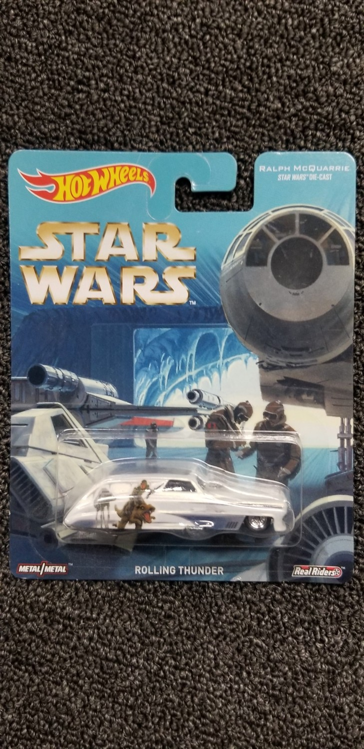 Hot Wheels - Star Wars - Rolling Thunder