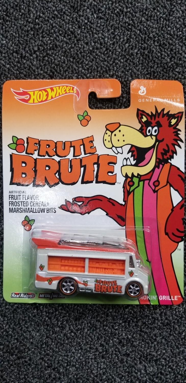 Hot Wheels - Frute Brute