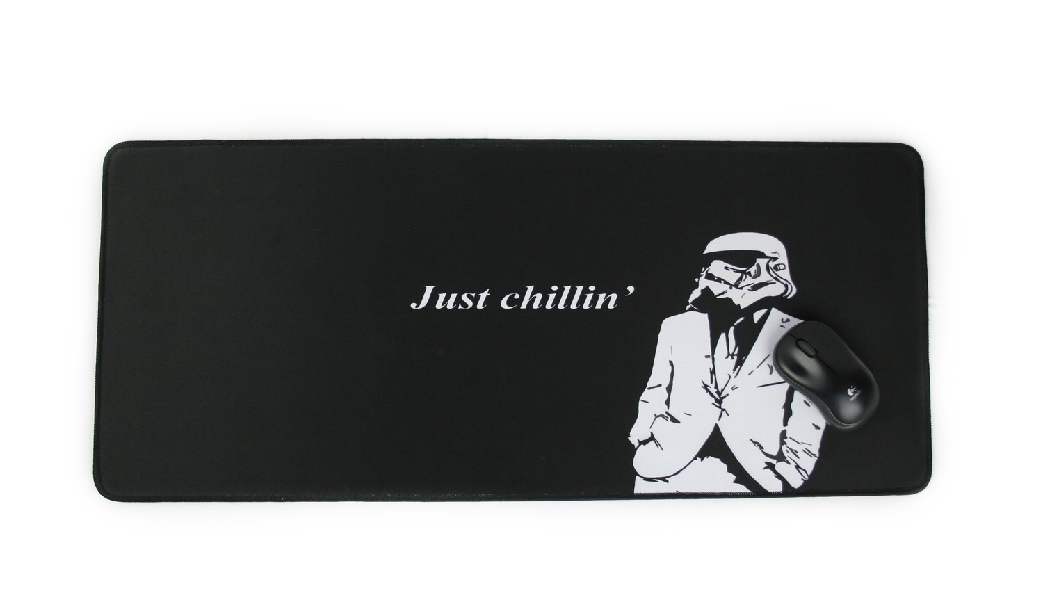 chilling  gaming mouse pad
