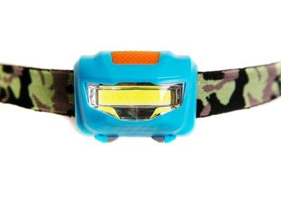 LED Head Torch Blue